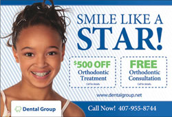 Free postcard marketing templates for orthodontists