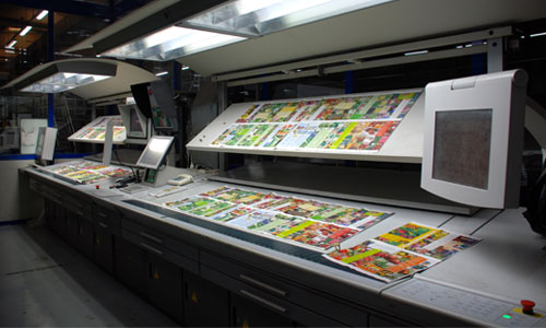 affordable full color brochures and flyers printing